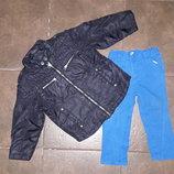 Мегастильная стеганая курточка Next p.98
