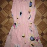 На Ог 91-93см Шикарное платье Atmosphere р-р 12
