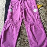 Штаны, брюки летние 116 размер. Польша. брючки, штанишки