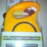 Поводок-Рулетка для животных длина до 15 кг