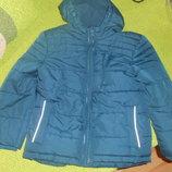 Куртка зимняя на мальчика George, р 6-7 лет