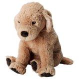 Мягкая игрушка, собака, золотистый ретривер Икеа Госиг Голден 001.327.98 Ikea Gosig Golden Вналичии