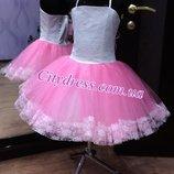 Нарядное детское платье арт. 5238