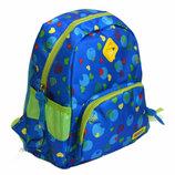 Детский рюкзак для мальчика голубой