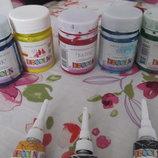 краски для росписи по батику,Краски для батика,для росписи по ткани