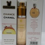 Женский мини-парфюм с феромонами 45 мл Chanel Chance