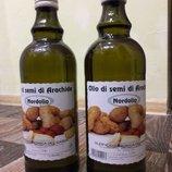 Масло арахисовое нерафинированое Nordolio Olio di semi di arachide, 1l