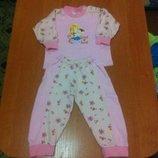 Пижама на девочку Классная мягенькая трикотажная