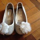 Туфельки для девочки.