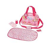 Zapf Creation Набор сумка с аксессуарами для пупса Baby Born 822227