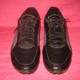 Фирменные кожаные кроссовки Puma оригинал - 44,5 размер