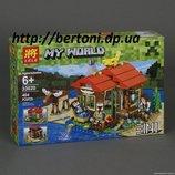 Конструктор Minecraft Lele 33020