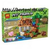 Конструктор Lele Minecraft 79289 Ветряная мельница