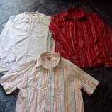 Фирменные мужские рубашки