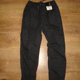 George Новые котоновые брюки на 5-6 лет, сделаны в Бангладеш