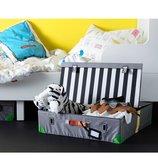 Ящик кроватный, темно-серый, Икеа Флюттбар, 403.288.40 Flyttbar Ikea В наличии