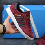 Кроссовки мужские Adidas Special Burgundy