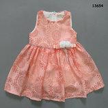 Нарядное платье для девочки 3 цвета