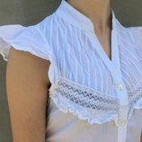 Блуза нарядная на подростка, можно в школу.