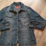 Джинсовая куртка40