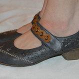 Туфлі Rieker розмір 40, туфли