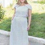 Платье PL3-467, штапель, 50-60 р
