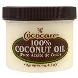 Кокосовое масло для волос и тела Cococare 110 грамм и 198 грамм