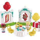 Fisher-Price Маленькие человечки день рождения CBY94 Little People Birthday Party