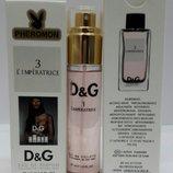 Женский мини-парфюм с феромонами 45 мл Dolce & Gabbana Anthology L Imperatrice 3