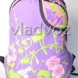 Рюкзак для девочки подростка Five Club сиреневый 3381