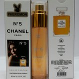 Женский мини-парфюм с феромонами 45 мл Chanel N5