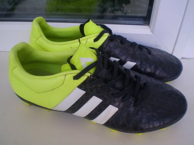 бутсы копочки шиповки Adidas Оригинал р. 42 , 26 см