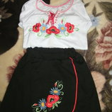 комплекты одежды вишиванок