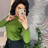 Рубашка блузка жемчужинки бусинки