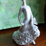 Фарфоровая статуэтка Кармен или Испанский танец пр-во Ссср