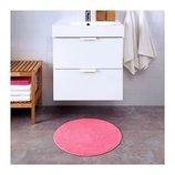 Коврик для ванной, розовый, 55 см Икеа Бадарен, 503.116.17 Badaren Ikea В наличии