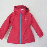 Новая удлиненная куртка Trespass на 2-3года. еврозима. Оригинал