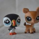 Пет шопы pet shop игрушки зоомагазин Littlest pet shop LPS разные