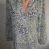 Шифоновая блуза wallis