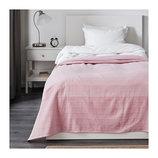 Покрывало, светло-розовый, Икеа Фабрина, 901.963.14 Fabrina Ikea В наличии