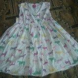Платье на лет 6-7лет