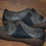 Шикарные туфли Clarks