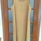 Легкое платье большого размера, 58-60 22