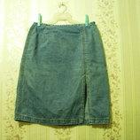 Юбка р.46-50, CAPY S джинсовая женская девочка распродажа, зима лето