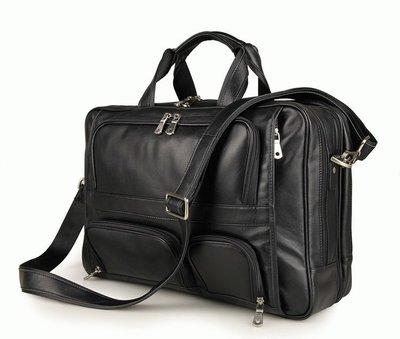 Функциональная кожаная сумка для ноутбука Бесплатная доставка кожаный портфель 7289A