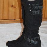 Чоботи new look розмір 42 41, сапоги