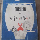 Английский язык для детей в картинках Ленинград 1972