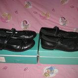 Туфли Clarks Англия оригинал 35-36 размер по стельке 22-23см. Кожаные. В идеальном состоянии.Симпат