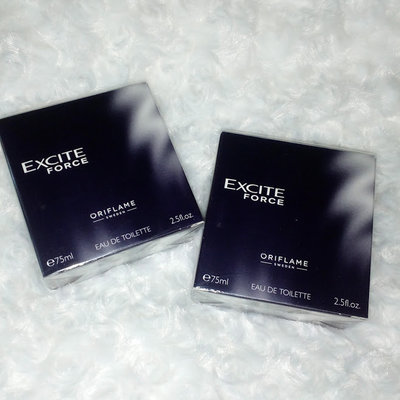 EXCITE BY ORIFLAME Туалетная вода Excite Force
