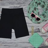 6 - 7 лет 116 - 122 см Фирменные шортики шорты девочке поднице для сада или занятий спортом танцами